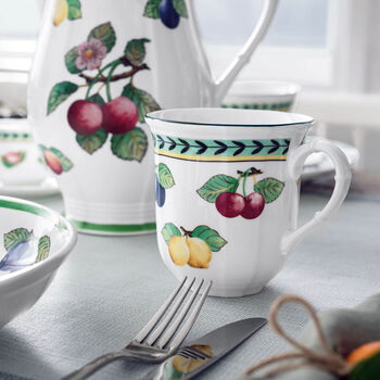 Set de café y desayuno French Garden