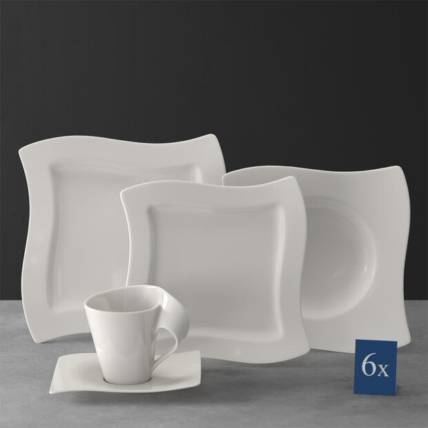 NewWave servicio de mesa Basic 30 piezas, , large