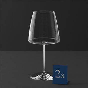 MetroChic copa de vino tinto, 2 unidades, 830 ml