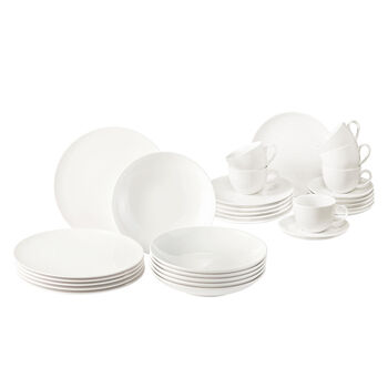 vivo | Villeroy & Boch Group New Fresh Basic Juego  30pzs