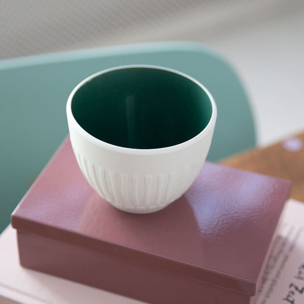 it's my match Green taza grande Blossom, , large