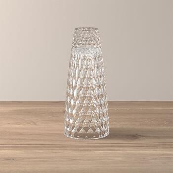 Boston portavelas y jarrón, grande, 21,5 cm
