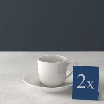 For Me set espresso para 2 personas