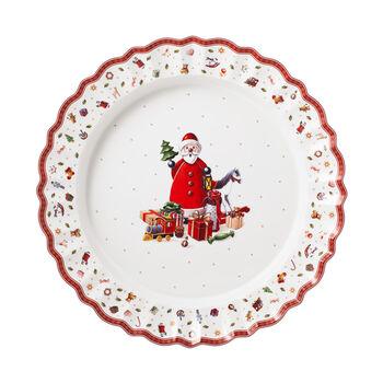 Toy's Delight fuente para servir, varios colores/rojo/blanco, 45 cm