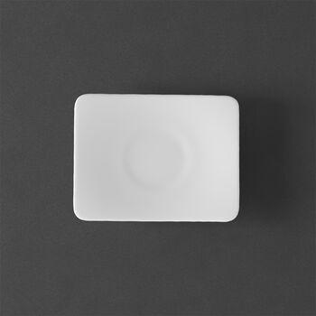 Modern Grace platillo para taza de moca o expreso de 14 x 11 cm