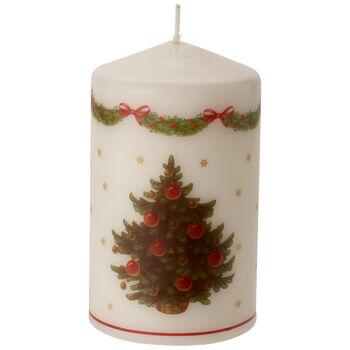 Winter Specials Vela árbol de Navidad Toys M 7x12cm