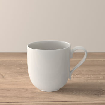 New Cottage Basic taza grande de café