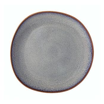 Lave Beige plato llano, beis, 28 x 28 x 2,7 cm