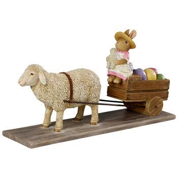 Spring Fantasy Accessories Anna con oveja 28,7x8x15,5cm