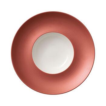 Manufacture Glow plato hondo, 29 cm