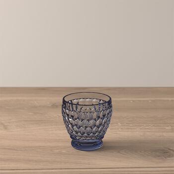 Boston Coloured Vaso chupito Blue