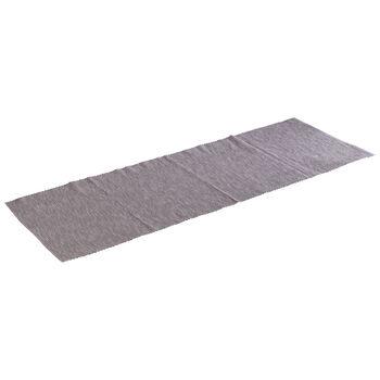 Textil News Breeze Cami.de mesa gris 50x140cm