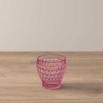 Boston Coloured Vaso de chupito Rose