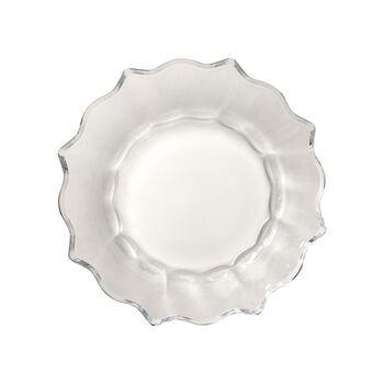 Christmas Glass Accessories fuente, transparente, 25 cm, 850 ml