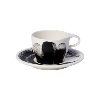 Coffee Passion Awake set de 2 piezas para capuchino