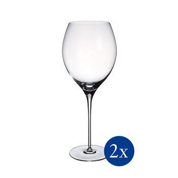 Allegorie Premium copa de vino tinto, 2 unidades, para Burdeos Grand Cru