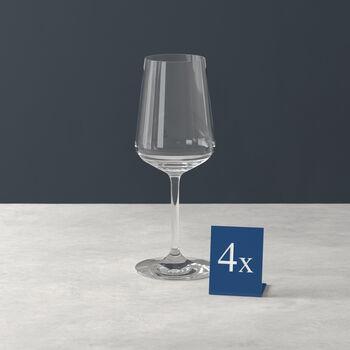 Ovid set de 4 copas de vino blanco