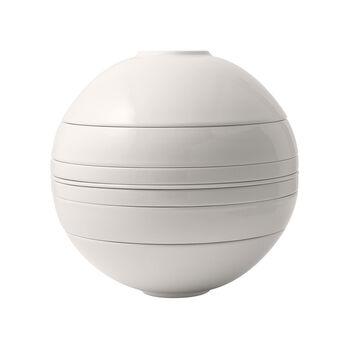 Iconic La Boule white, blanco