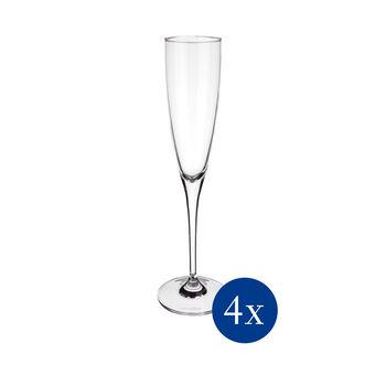 Maxima copa de champán, 4 unidades