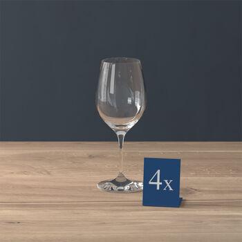 Entrée copa de vino blanco, 4 unidades