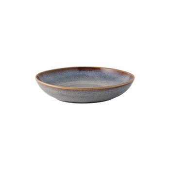Lave Beige bol plano pequeño, beis, 22 x 21 x 4,2 cm