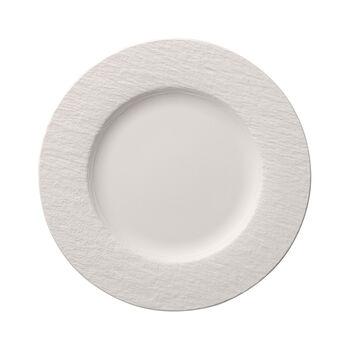 Manufacture Rock Blanc plato llano
