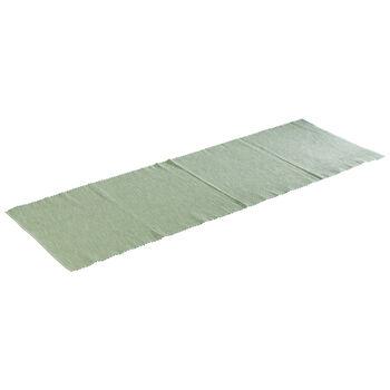 Textil News Breeze Cami.de mesa verde claro 50x140cm