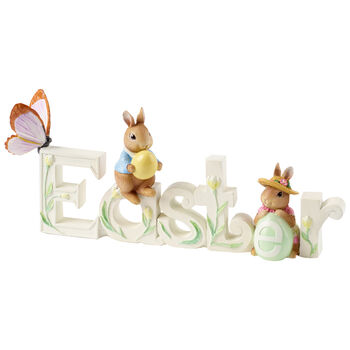 Spring Fantasy Accessories Letrero Pascuas 33,4x6,3x13,6cm