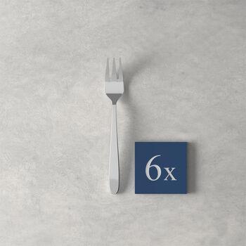 Daily Line set de 6 tenedores para pasteles de 147 mm