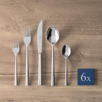 Piemont set de 30 cubiertos de mesa