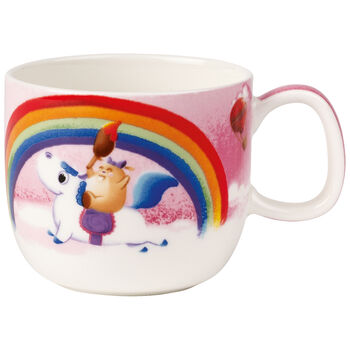 Taza pequeña infantil con asa Lily in Magicland