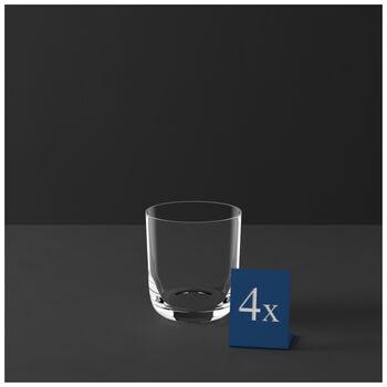 La Divina vaso de whisky, 4 unidades