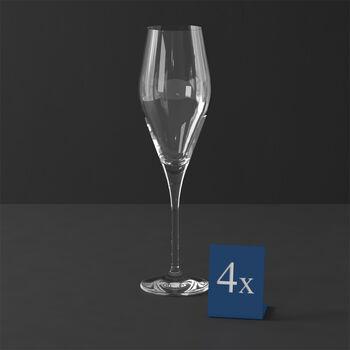 La Divina copa de champán, 4 unidades