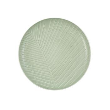 it's my match plato Leaf, 24 cm, verde mineral