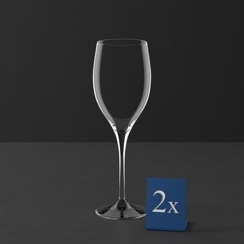 Allegorie Premium copa de vino blanco, 2 unidades, para Chardonnay