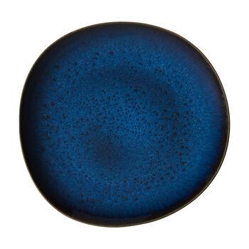 Lave Bleu plato llano