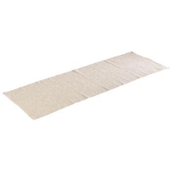Textil News Breeze Cami.de mesa ecru 50x140cm