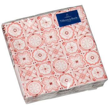 Servilletas de papel Rose Caro, 20 unidades, 25x25cm