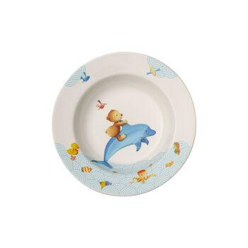 Happy as a Bear Plato hondo niños 195mm