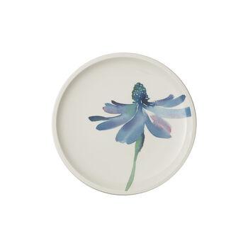 Artesano Flower Art plato de desayuno