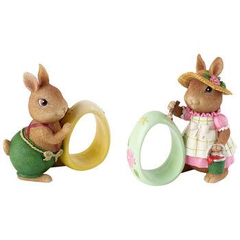 Spring Fantasy Accessories Servilletero Anna y Paul 8,3x5x8,9cm