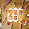 Pizza Passion bandeja rectangular para fiestas, , large