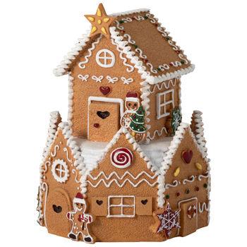Winter Bakery 2019 Casa de jengibre 16cm