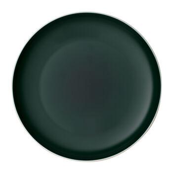 it's my match plato, 27 cm, verde oscuro