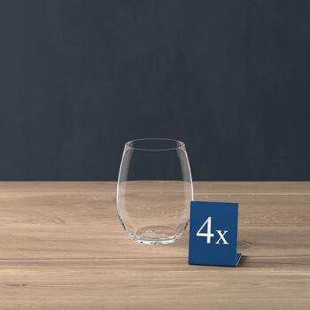 Entrée vaso de agua, 480 ml, 4 unidades