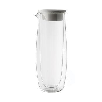 Artesano Hot&Cold Beverages Jarra de cristal con tapa