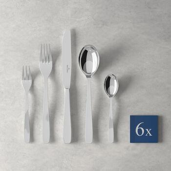 Set combinado, 30 piezas, para 6 personas