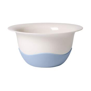 Clever Cooking fuente azul para colar/servir