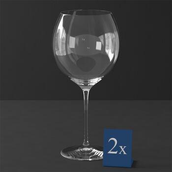 Allegorie Premium copa de vino tinto, 2 unidades, para Borgoña Grand Cru