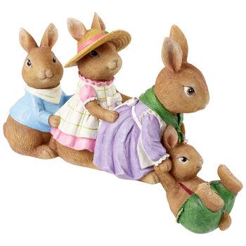 Spring Fantasy Accessories Conejos decorativos 30,5x7,2x20cm